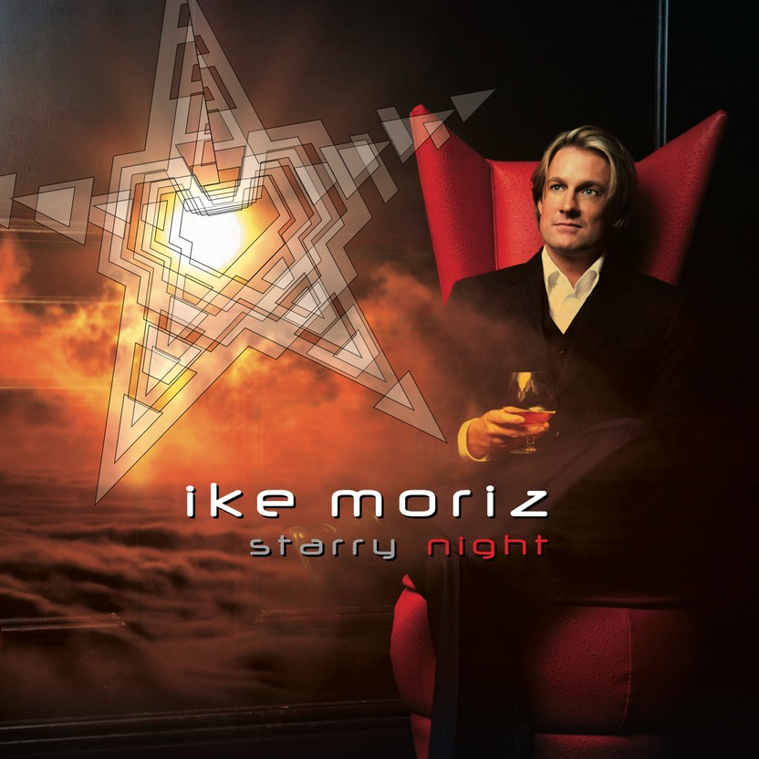 starry night cover ike moriz xmas christmas cd season crooner white christmas south africa cape town